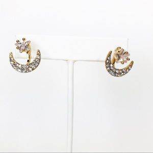 🌺 3 for $29 🌺 Small Moon Earrings